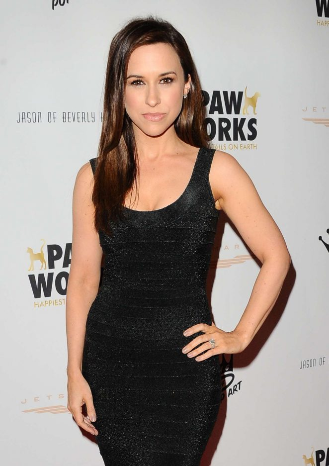 Lacey Chabert – James Paw 007 Ties and Tails Gala in Beverly Hills