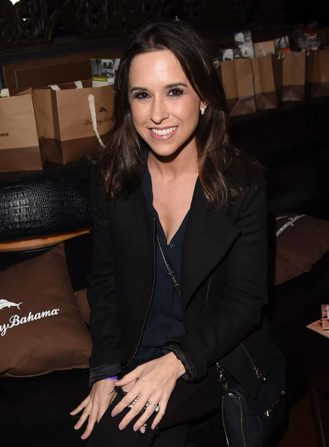 Lacey Chabert - Tommy Bahama Hosts Private Event For Taylor Swift Concert in LA