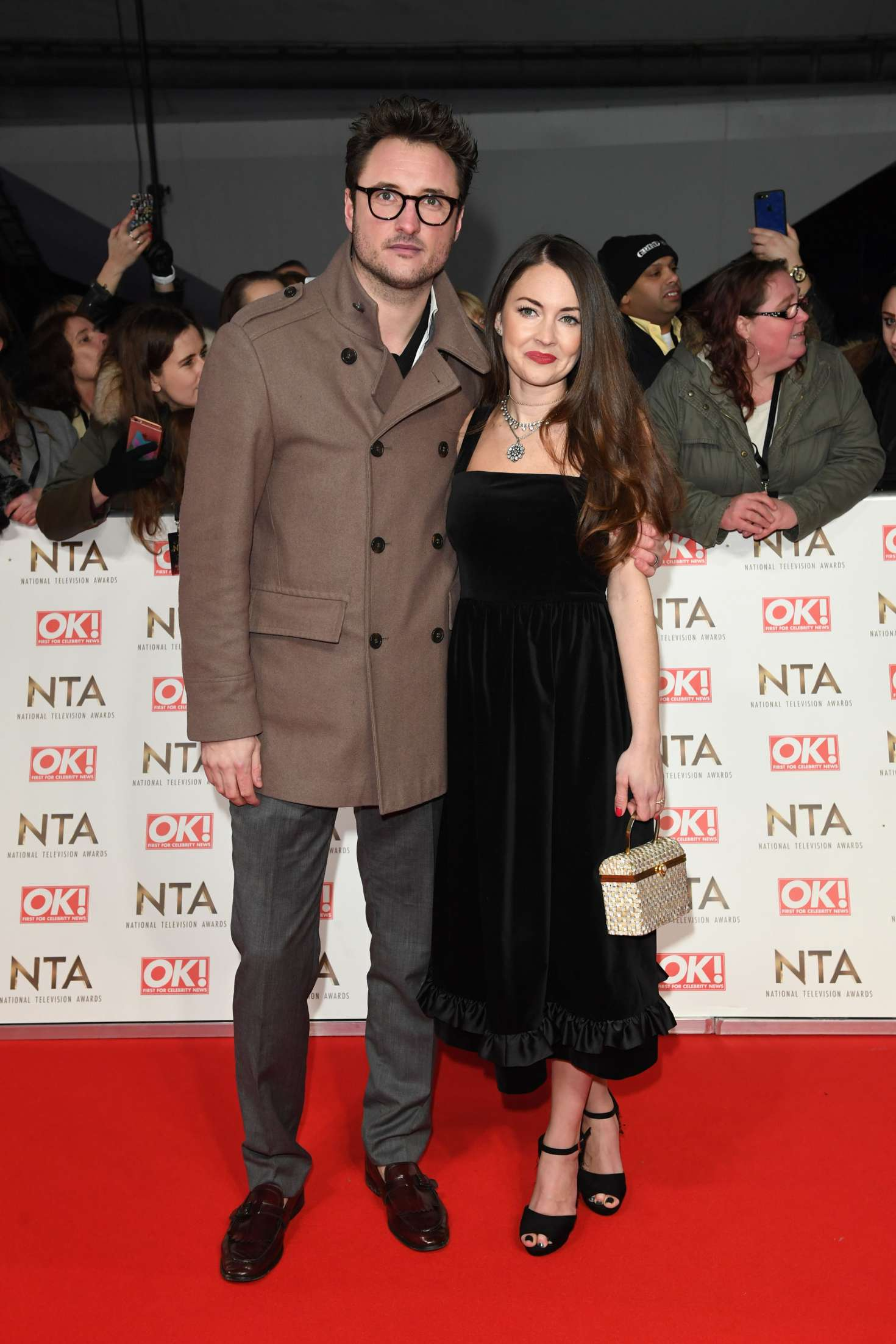 Lacey Turner 2017 : Lacey Turner: 2017 National Television Awards -01