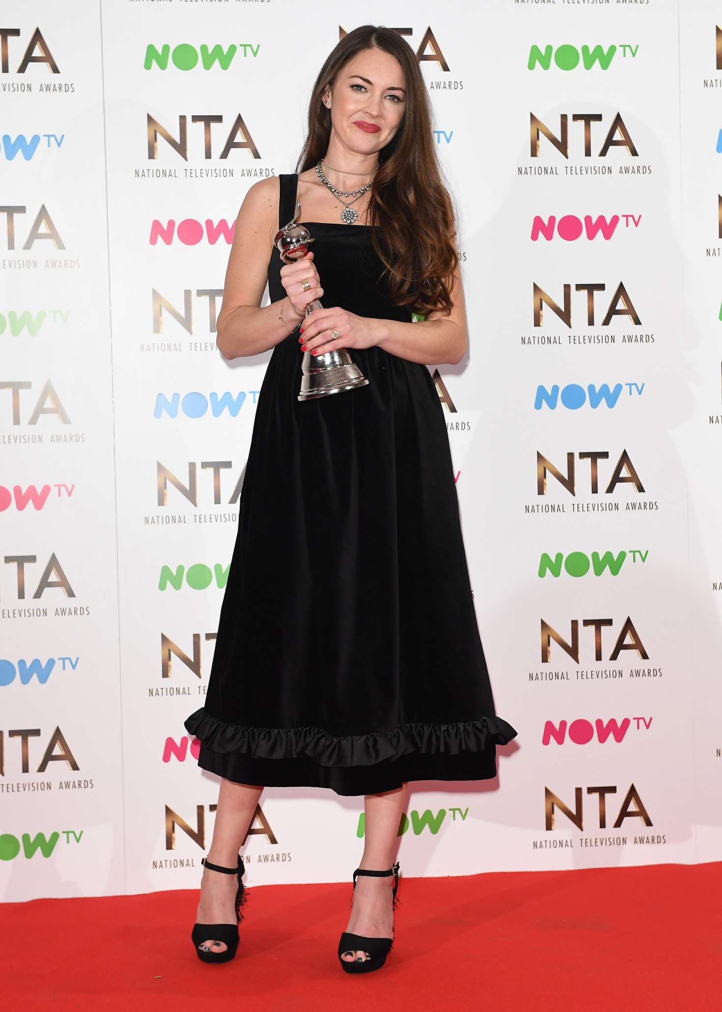 Lacey Turner 2017 : Lacey Turner: 2017 National Television Awards -05