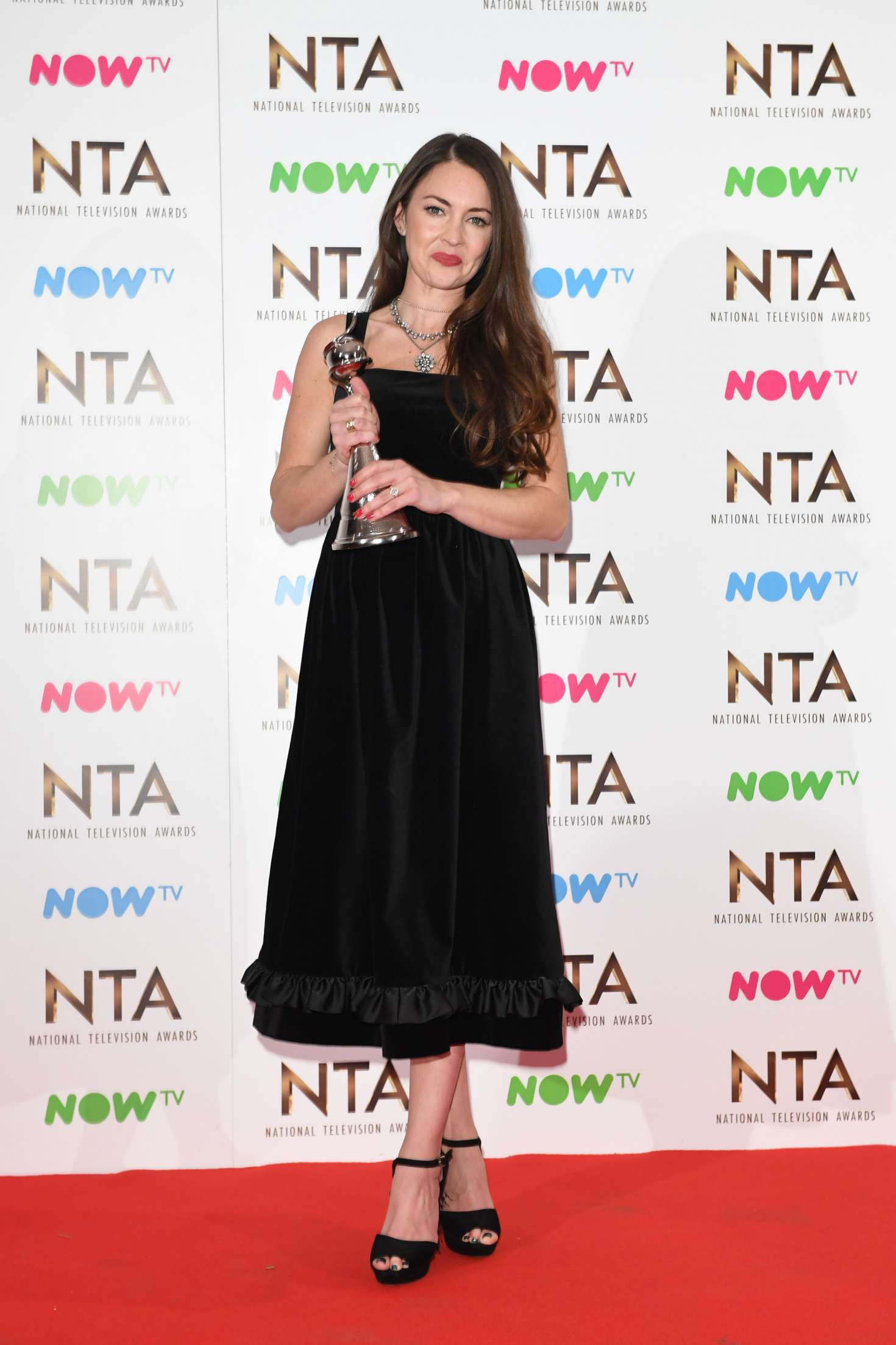 Lacey Turner 2017 : Lacey Turner: 2017 National Television Awards -07