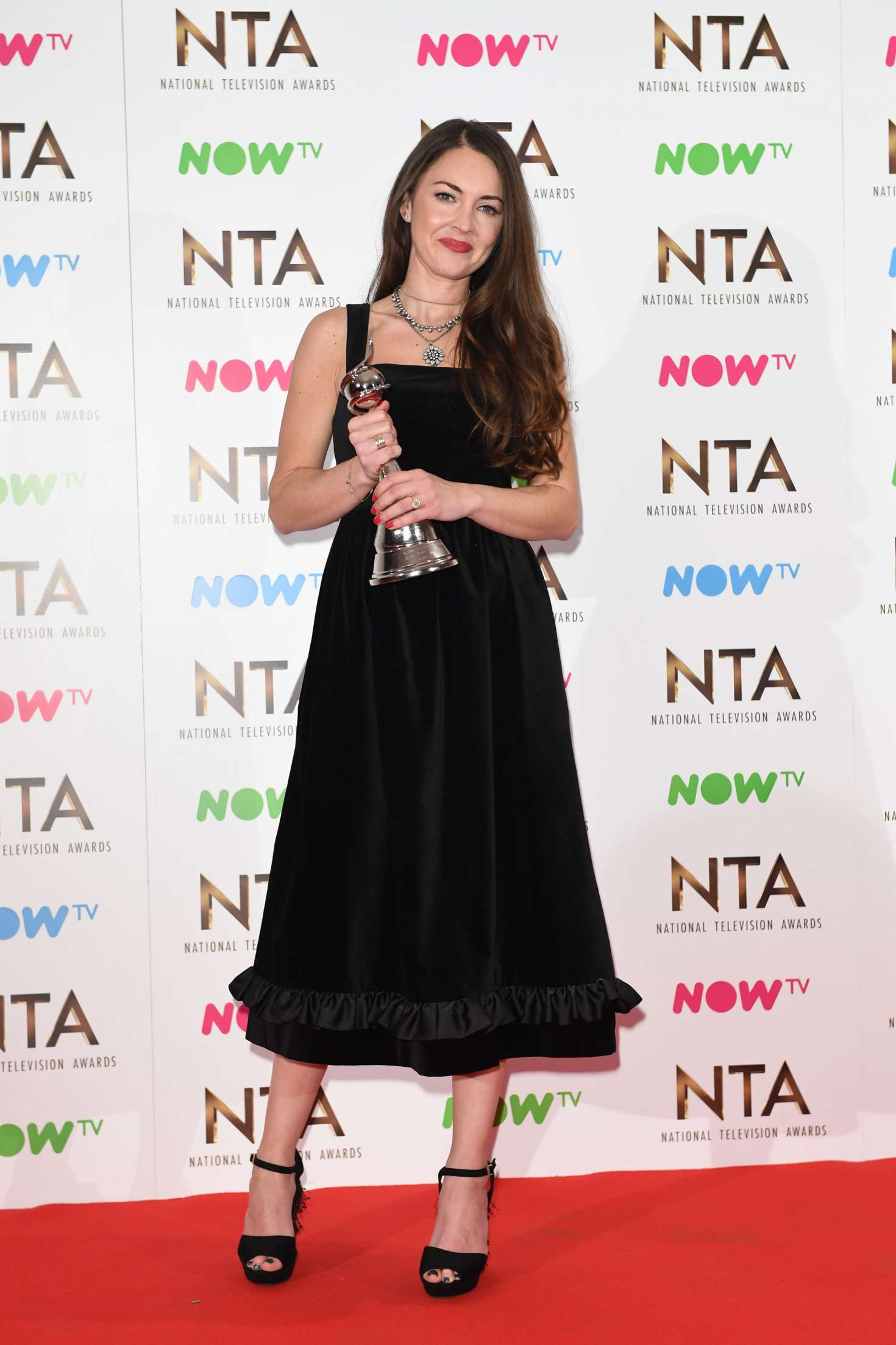 Lacey Turner 2017 : Lacey Turner: 2017 National Television Awards -08