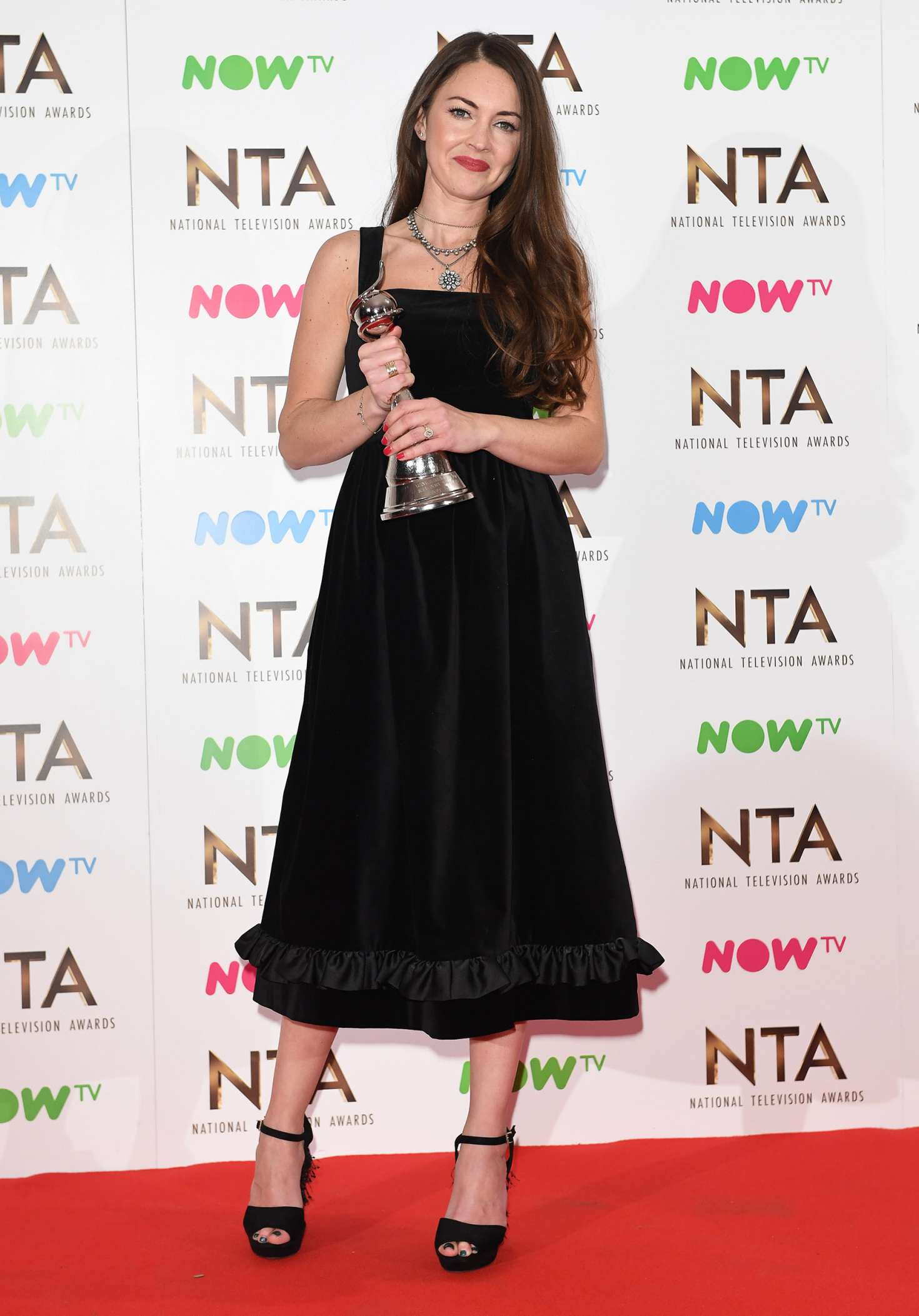 Lacey Turner 2017 : Lacey Turner: 2017 National Television Awards -10