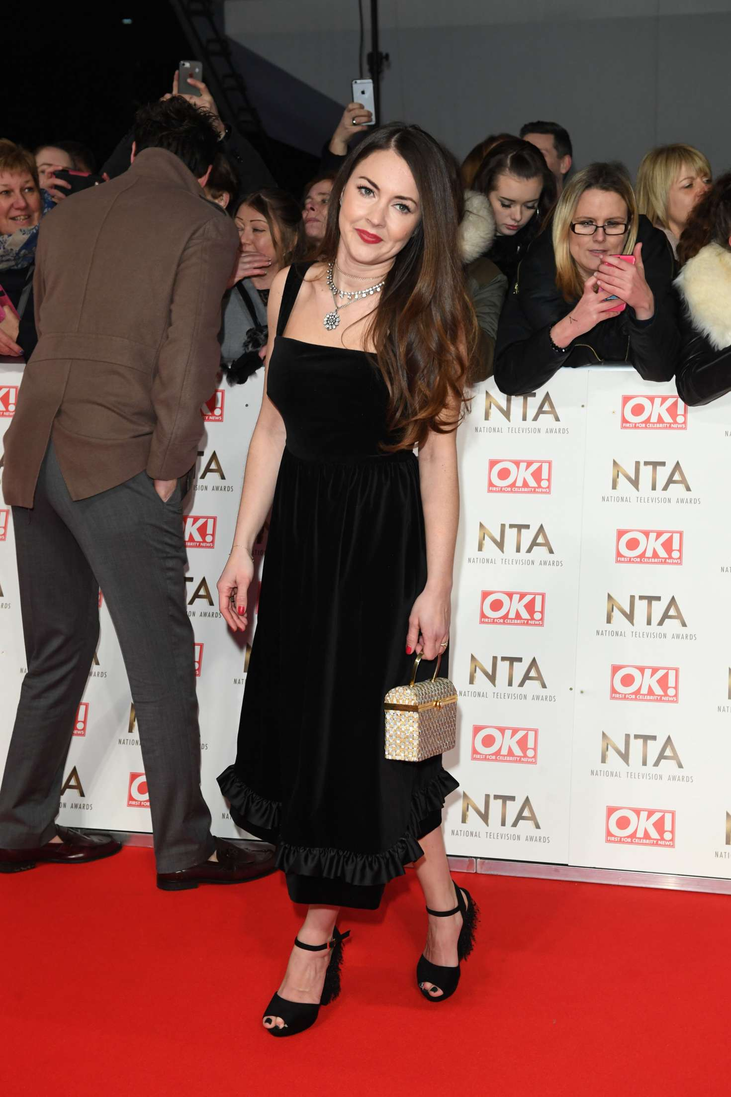 Lacey Turner 2017 : Lacey Turner: 2017 National Television Awards -11