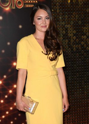Lacey Turner - British Soap Awards 2016 in London