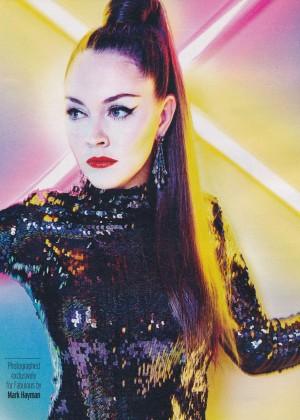 Lacey Turner - Fabulous Magazine (December 2015)