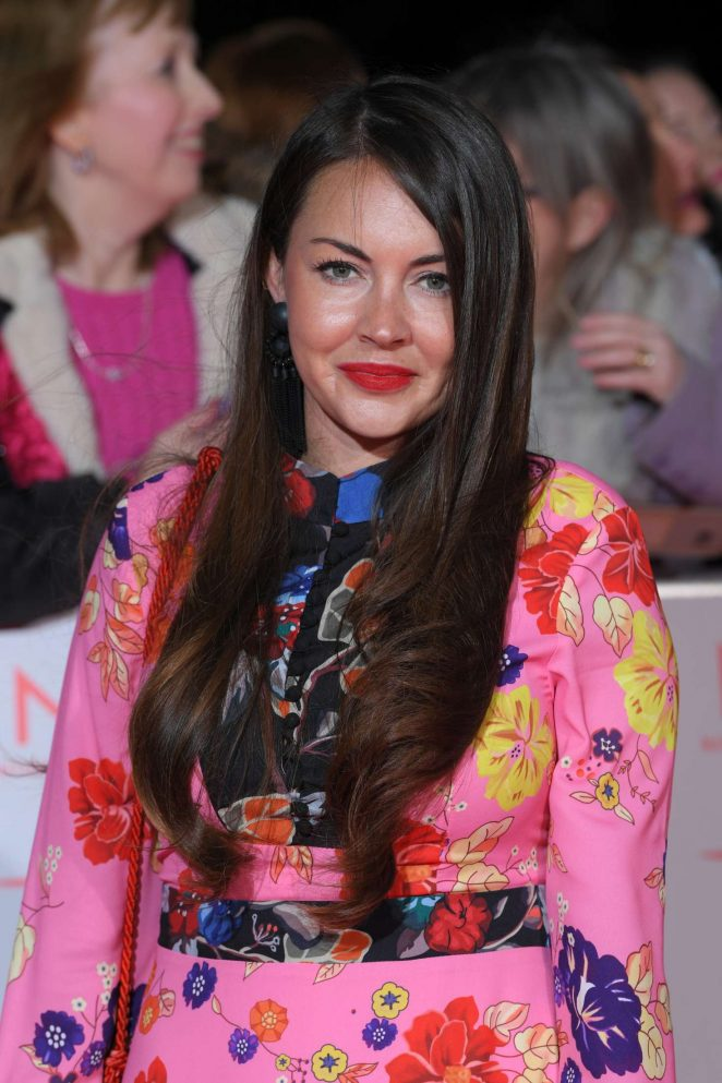 Lacey Turner - National Television Awards 2018 in London