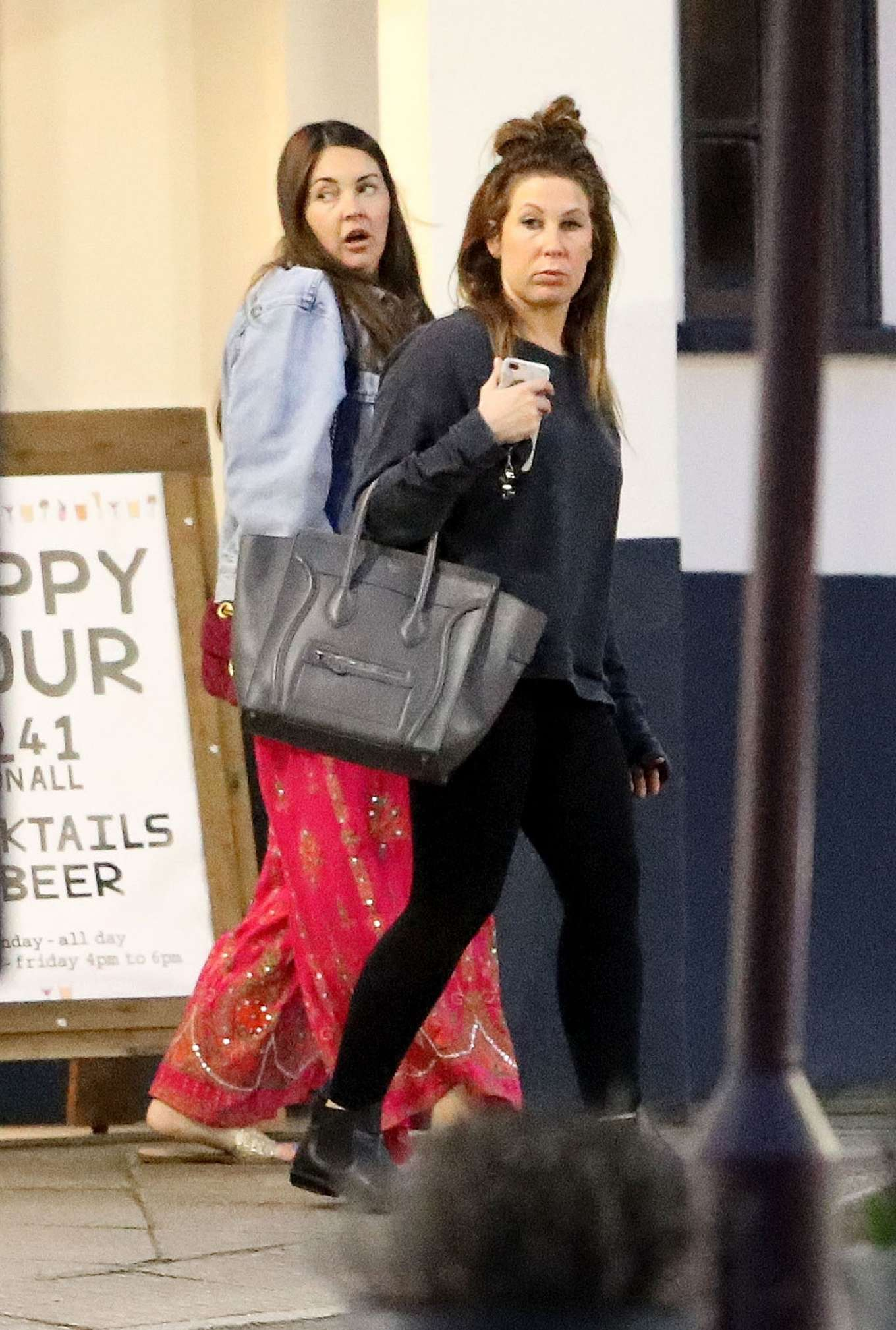 Lacey Turner 2019 : Lacey Turner: Out for dinner in London -02