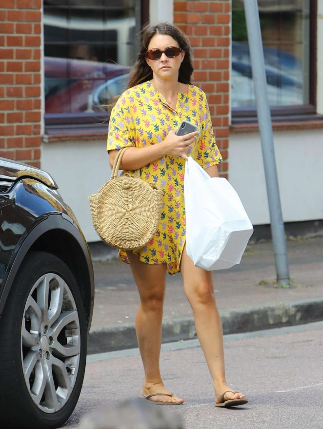 Lacey Turner - Out in North London