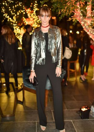 Lady Alice Manners - Tatler's Little Black Book Party in London