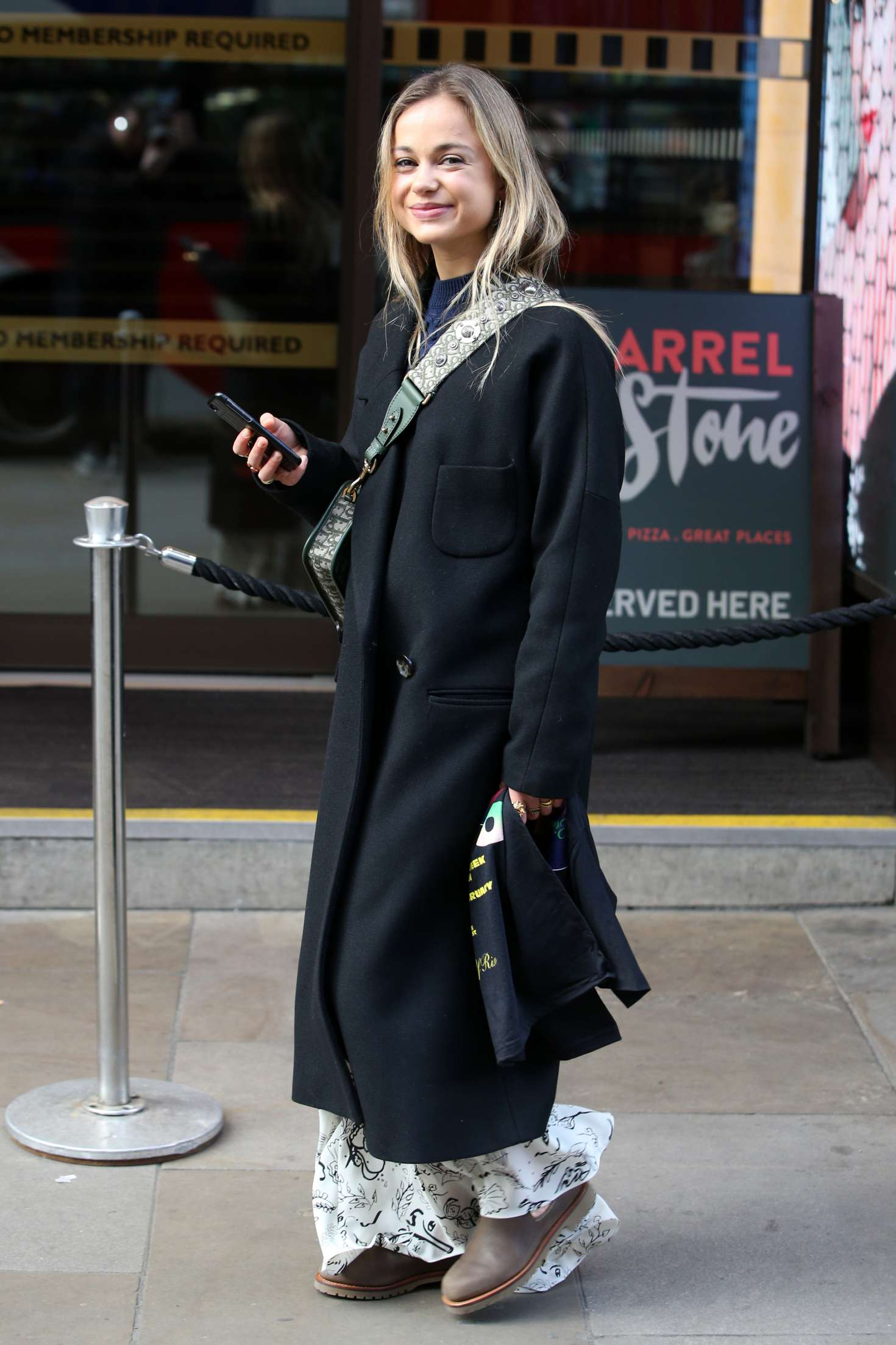 Lady Amelia Windsor - Out and about in London