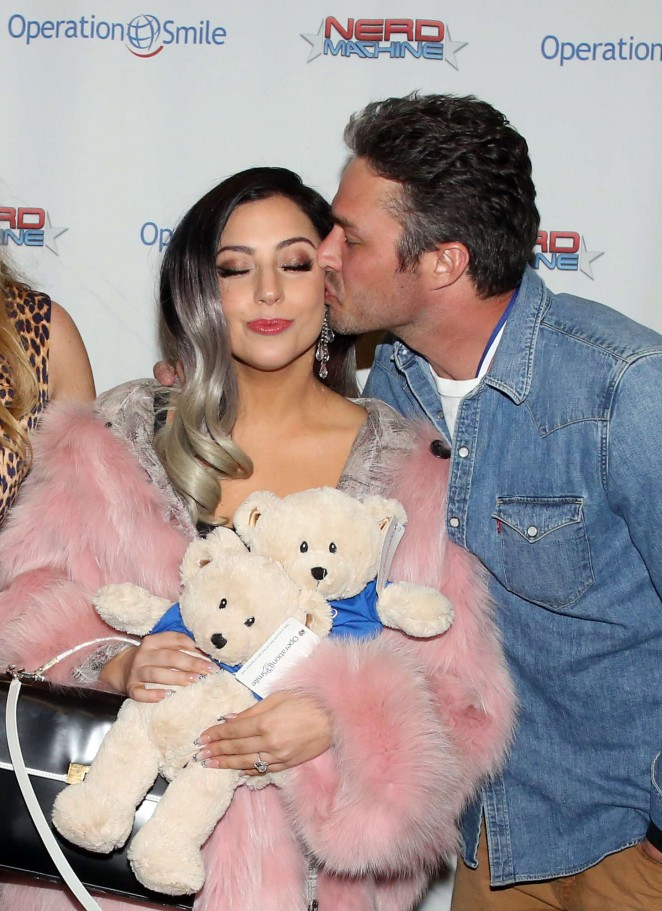 Lady Gaga - 2015 Operation Smile Gala in NYC