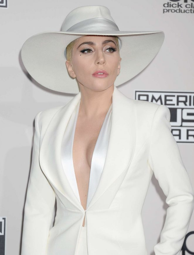 Lady Gaga - 2016 American Music Awards in Los Angeles