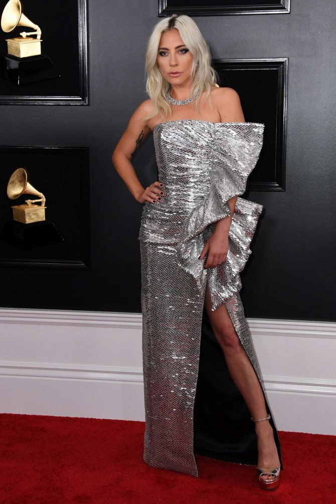 Lady Gaga – 2019 Grammy Awards in Los Angeles