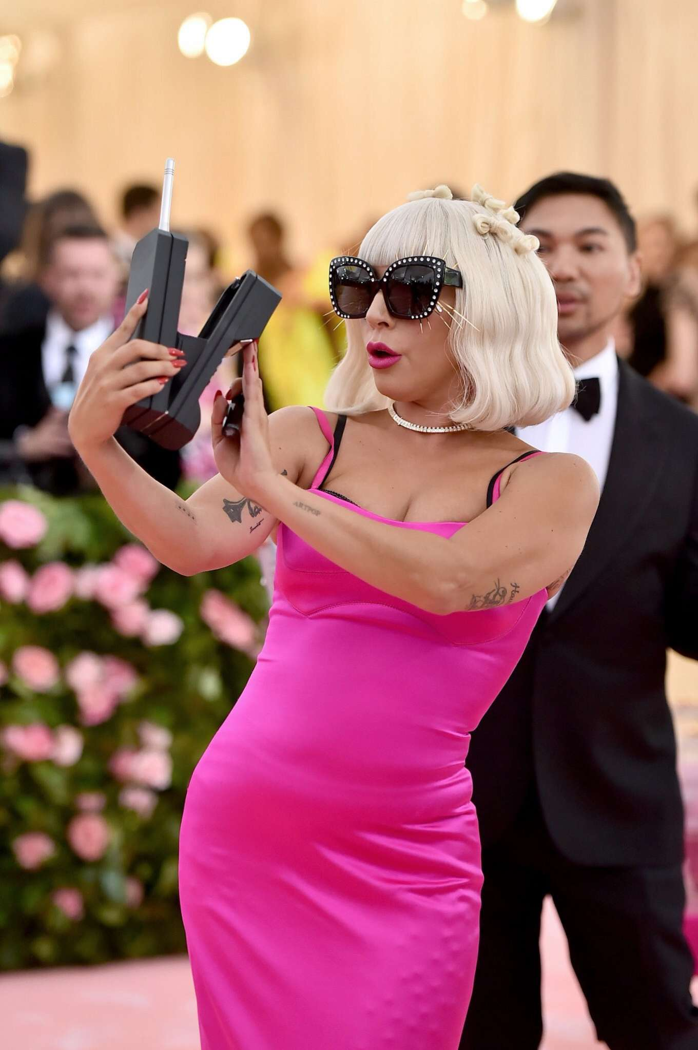 Lady Gaga - 2019 Met Gala in NYC