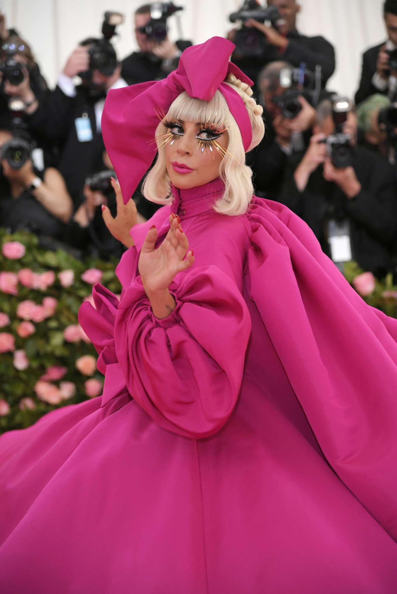 Lady Gaga 2019 : Lady Gaga: 2019 Met Gala -04