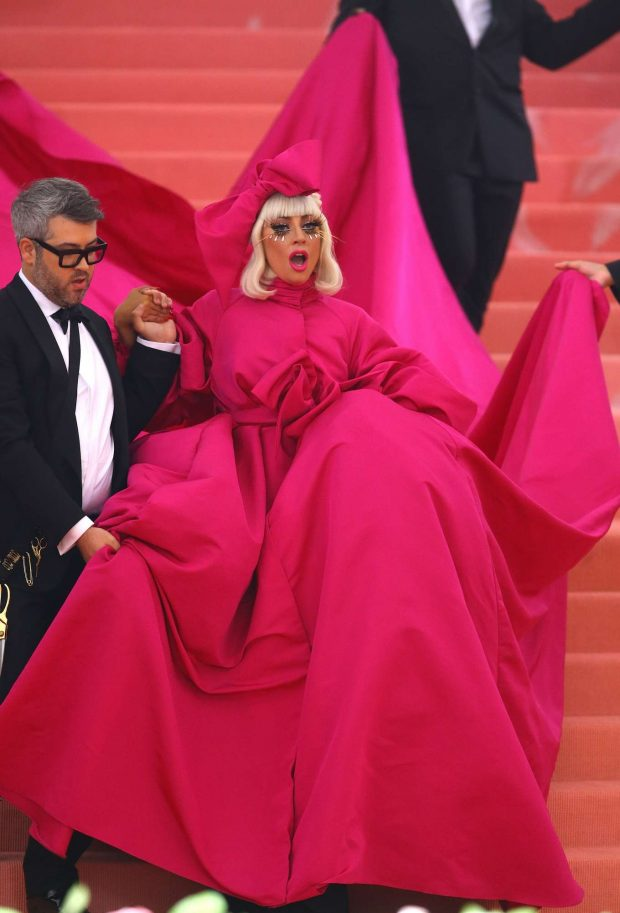 Lady Gaga 2019 : Lady Gaga: 2019 Met Gala -19