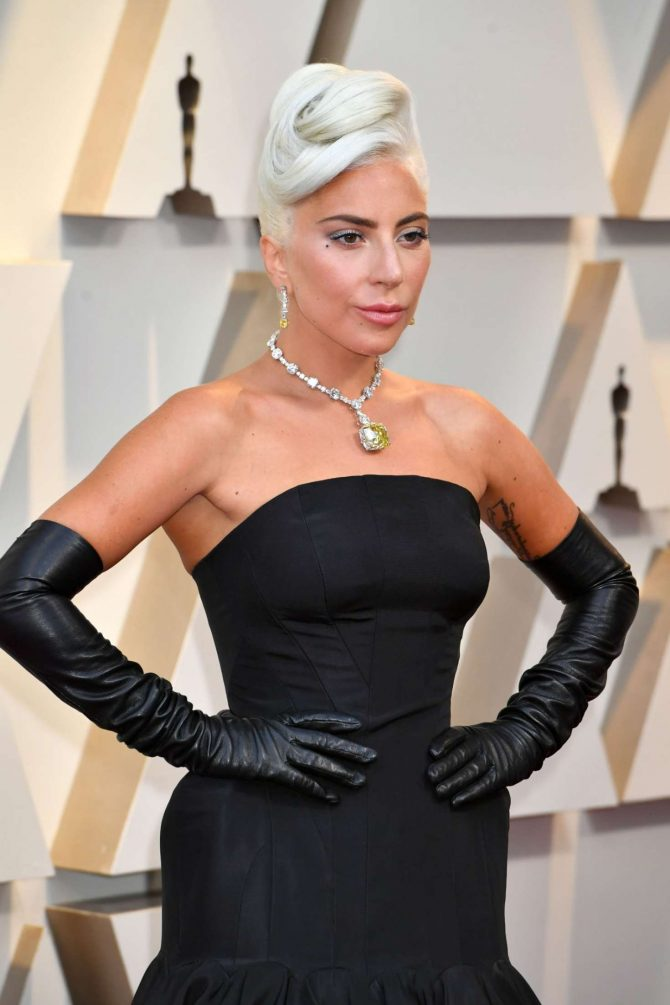 Lady Gaga - 2019 Oscars in Los Angeles