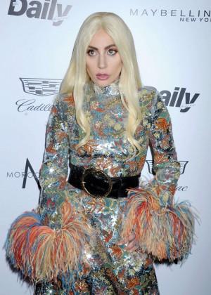 Lady Gaga - 2nd Annual Fashion Los Angeles Awards in LA