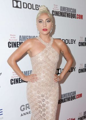Lady Gaga - 32nd American Cinematheque Award Presentation in Beverly Hills