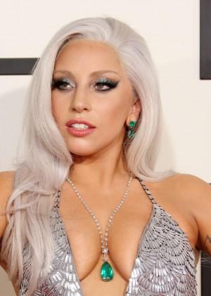 Lady Gaga - 2015 GRAMMY Awards -10