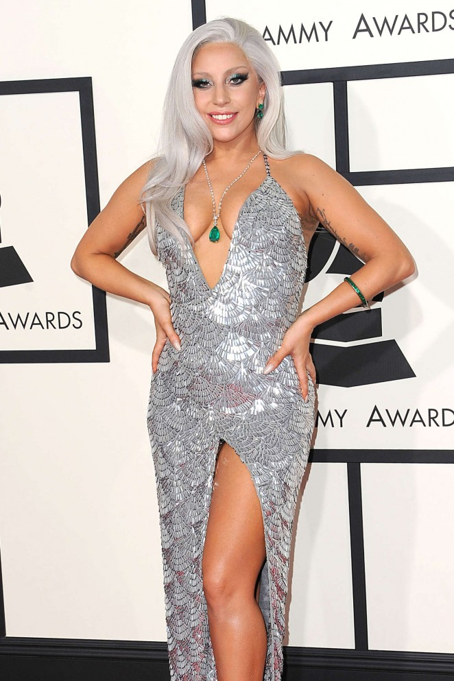 Lady Gaga - GRAMMY Awards 2015 in LA