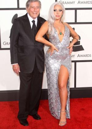 Lady Gaga - 2015 GRAMMY Awards -16