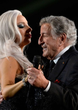 Lady Gaga - 2015 GRAMMY Awards -19