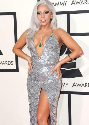 Lady Gaga - 2015 GRAMMY Awards -20
