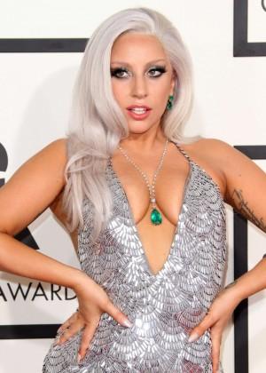 Lady Gaga - 2015 GRAMMY Awards -21