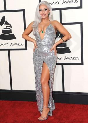 Lady Gaga - 2015 GRAMMY Awards -22