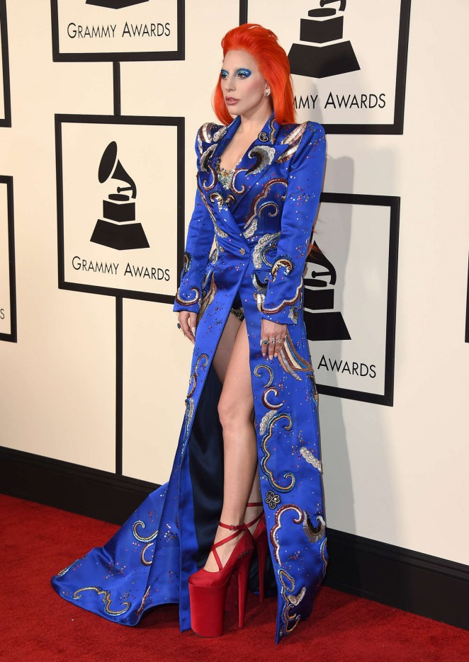 Lady Gaga - 2016 GRAMMY Awards in Los Angeles