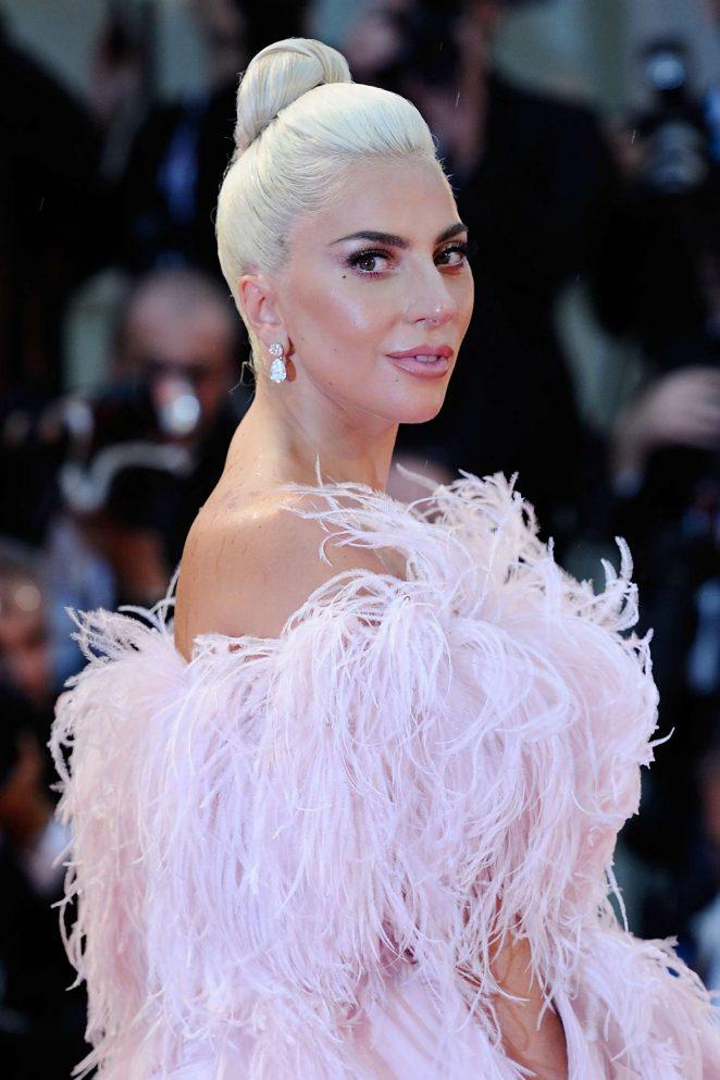 Lady Gaga - 'A Star Is Born' Premiere at 2018 Venice International Film Festival in Venice