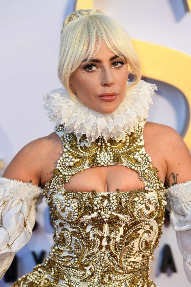 Lady Gaga - 'A Star Is Born' Premiere in London