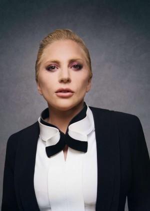 Lady Gaga - All-Star Grammy Concert Portrait Session (December 2015)