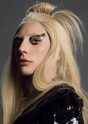 Lady Gaga - Billboard Magazine (December 2015)