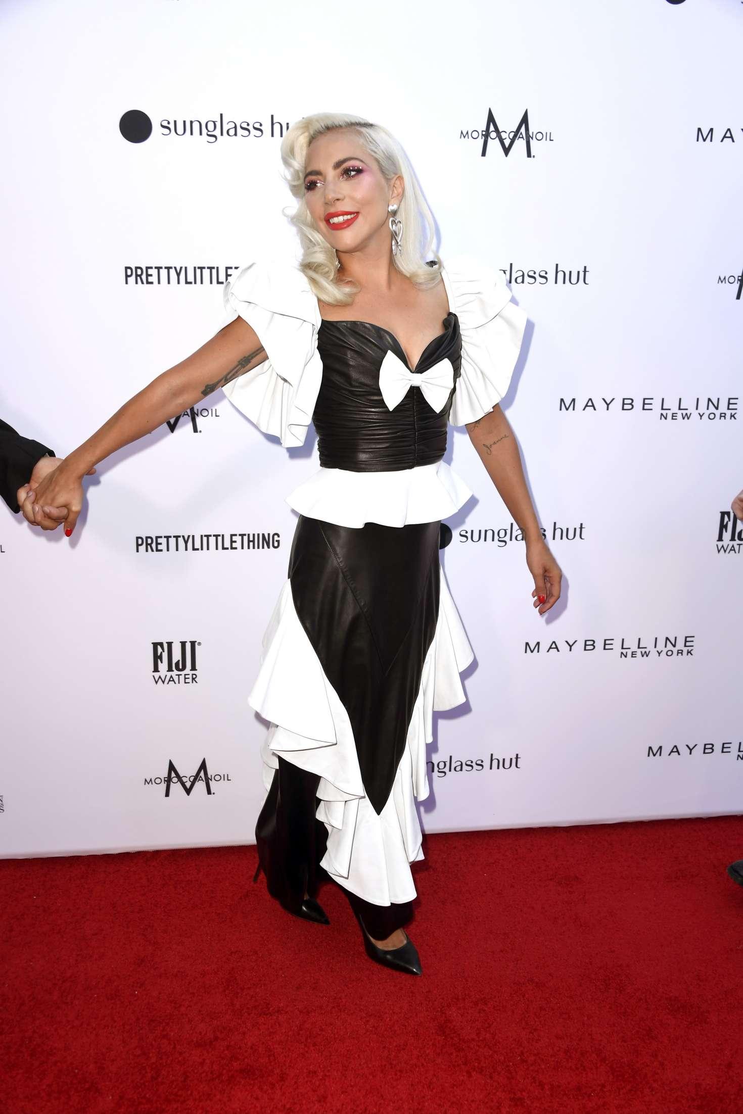 Lady Gaga - Daily Front Row Fashion Awards 2019 in LA