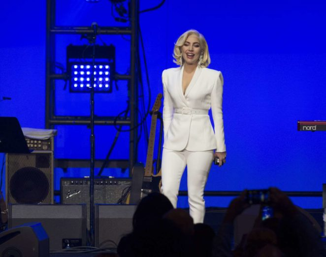 Lady Gaga - Deep From the Heart: Hurricane Relief Concert