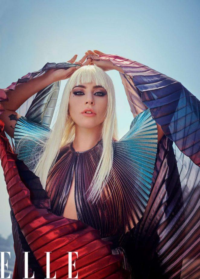 Lady Gaga: Elle US The Women In Hollywood 2018 -01