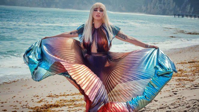 Lady Gaga: Elle US The Women In Hollywood 2018 -02