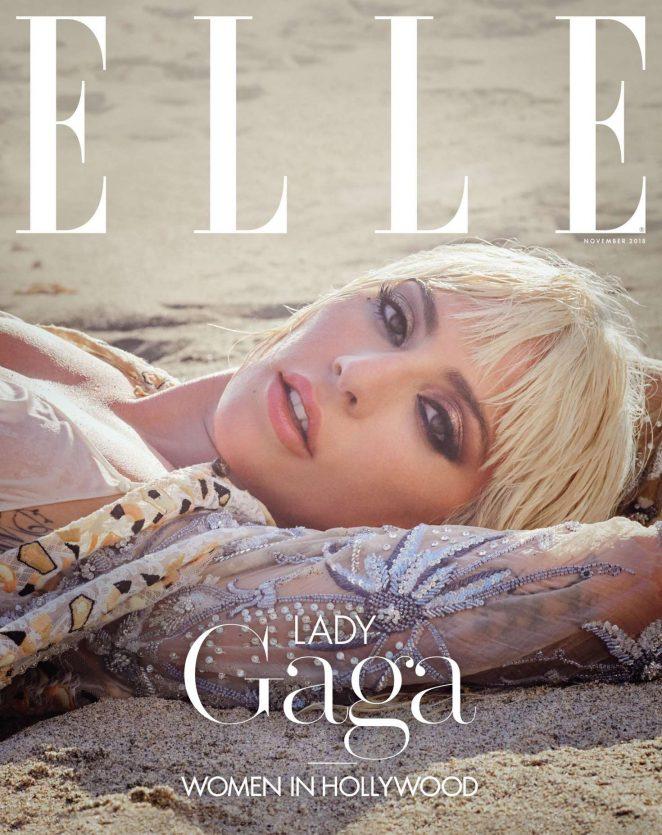 Lady Gaga: Elle US The Women In Hollywood 2018 -06