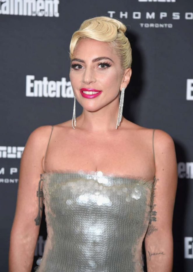 Lady Gaga - Entertainment Weekly's Must List Party - TIFF 2018 in Toronto
