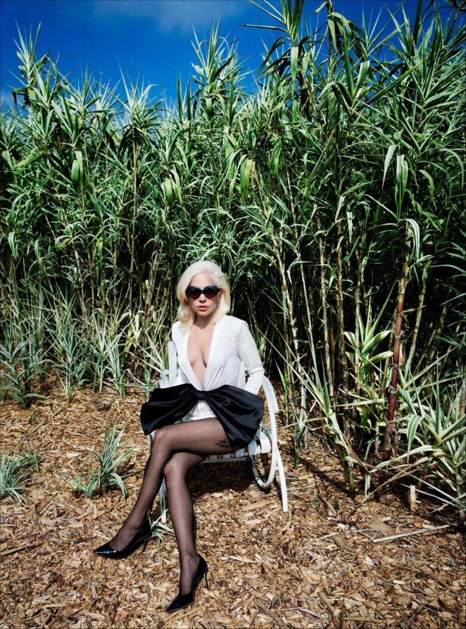 Lady Gaga for Vogue Magazine 2018 -03