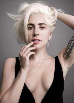 Lady Gaga for Vogue Magazine (September 2018)