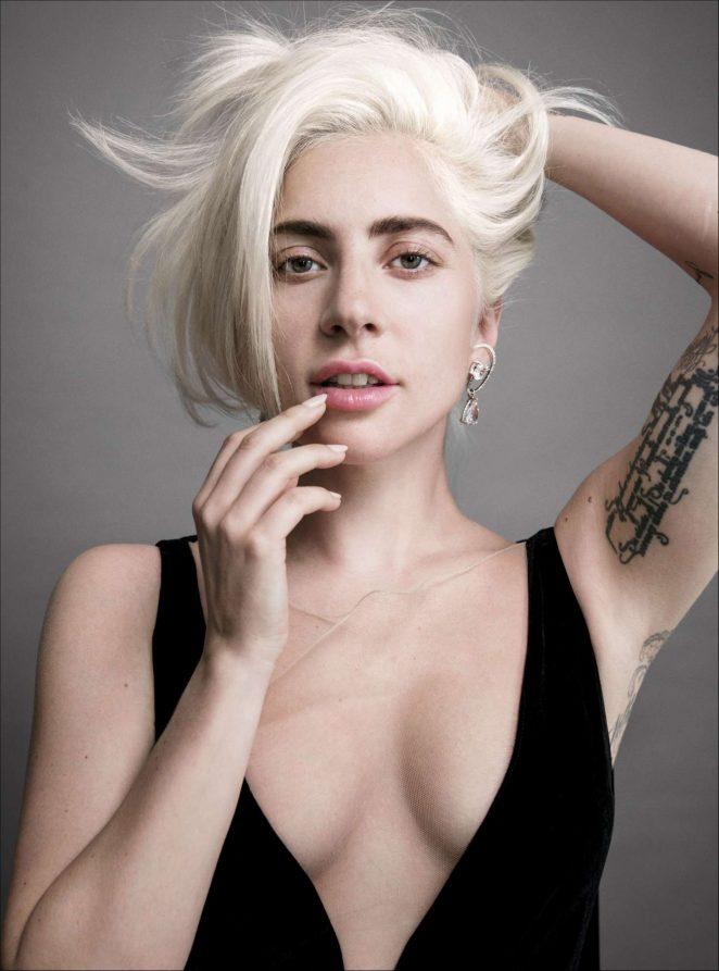 Lady Gaga for Vogue Magazine 2018 -06
