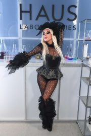 Lady Gaga - Haus Laboratories launch in Santa Monica