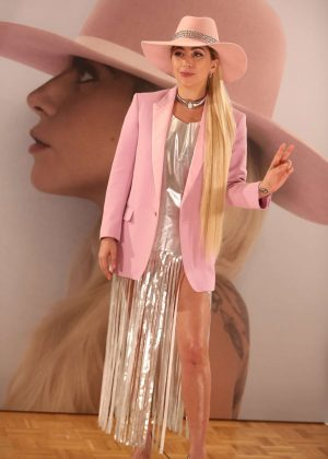 Lady Gaga - 'Joanne' Promotional Event for her new album in Tokyo