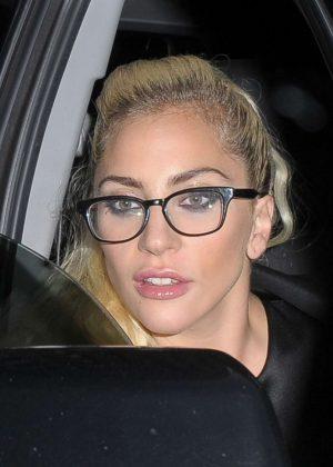 Lady Gaga: Leaves Her NY Apartment -07  Lady Gaga
