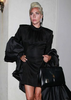 Lady Gaga - Night out in Los Angeles