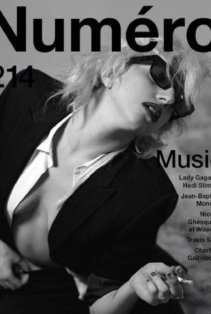 Lady Gaga Numero Music Issue 2020
